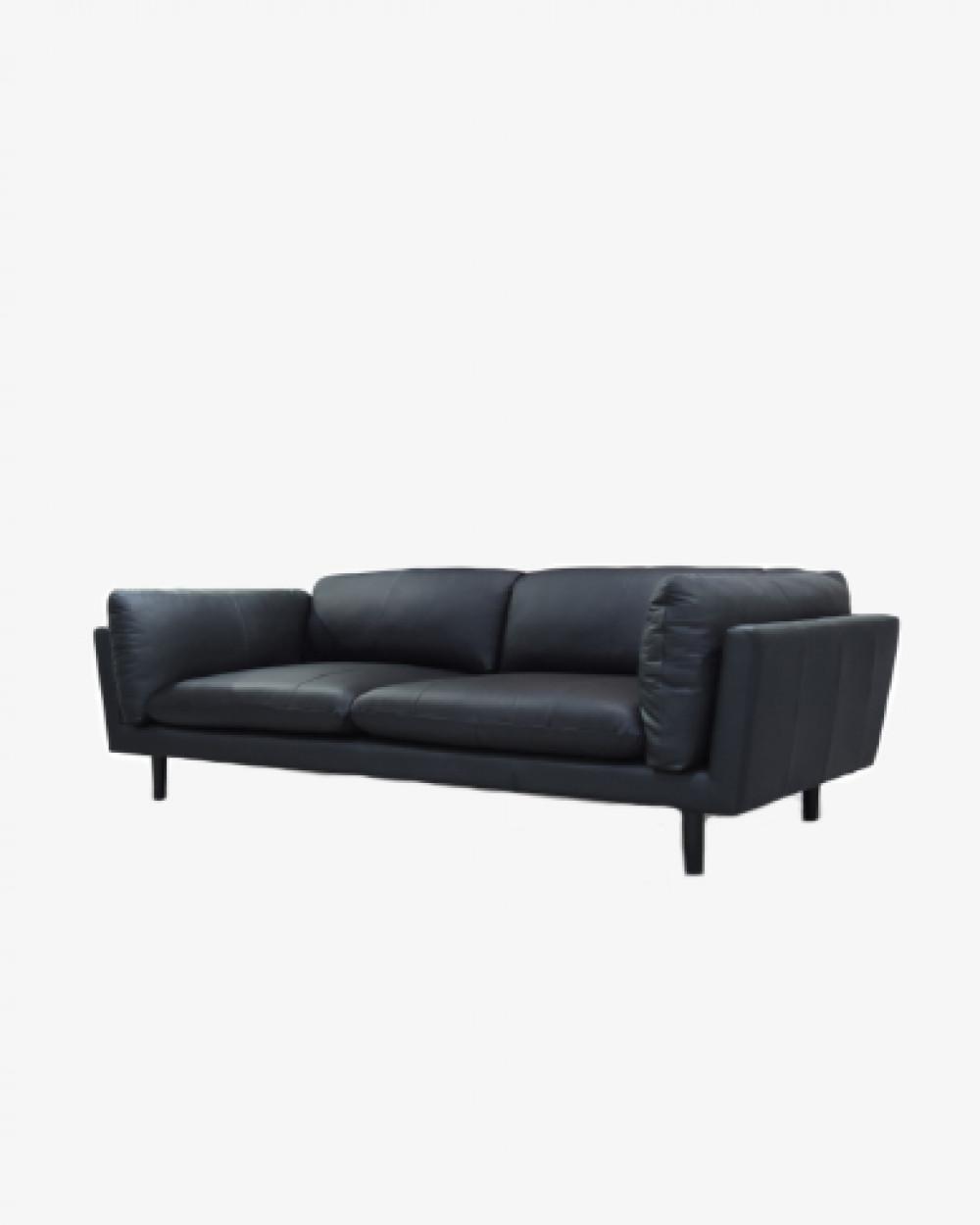 3 Seater | Martino Italian Leather Sofa