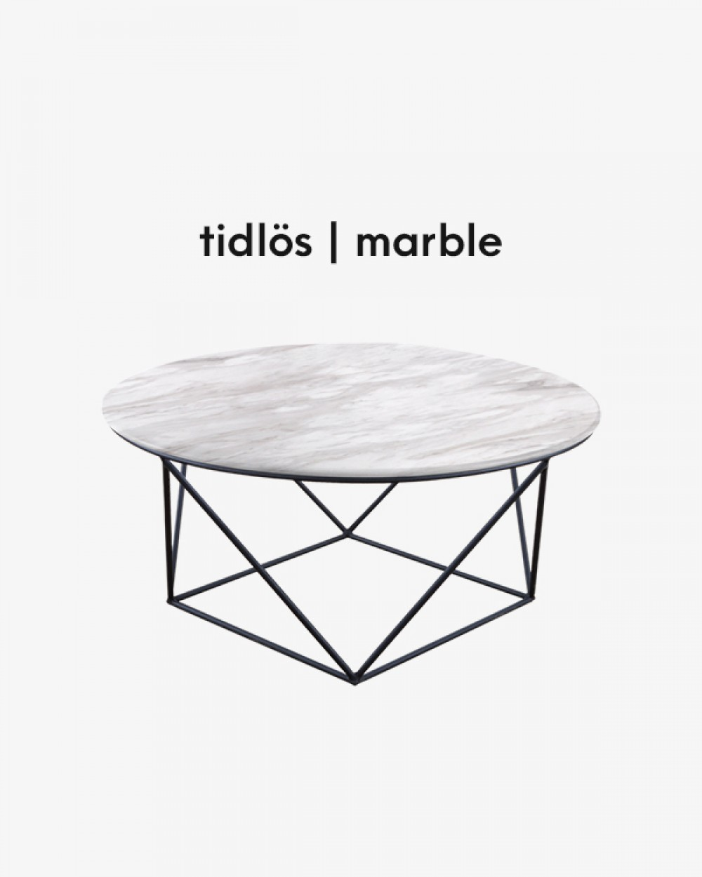 Classic Marble Coffee Table TM0312