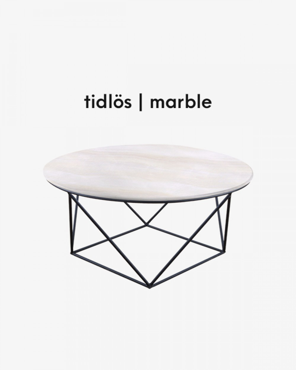 Classic Marble Coffee Table TM3112