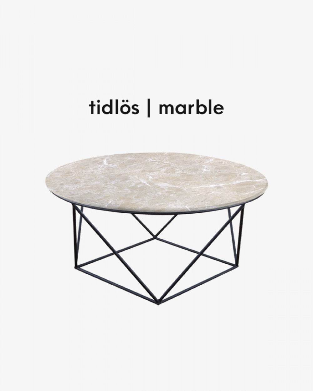 Classic Marble Coffee Table TM4118