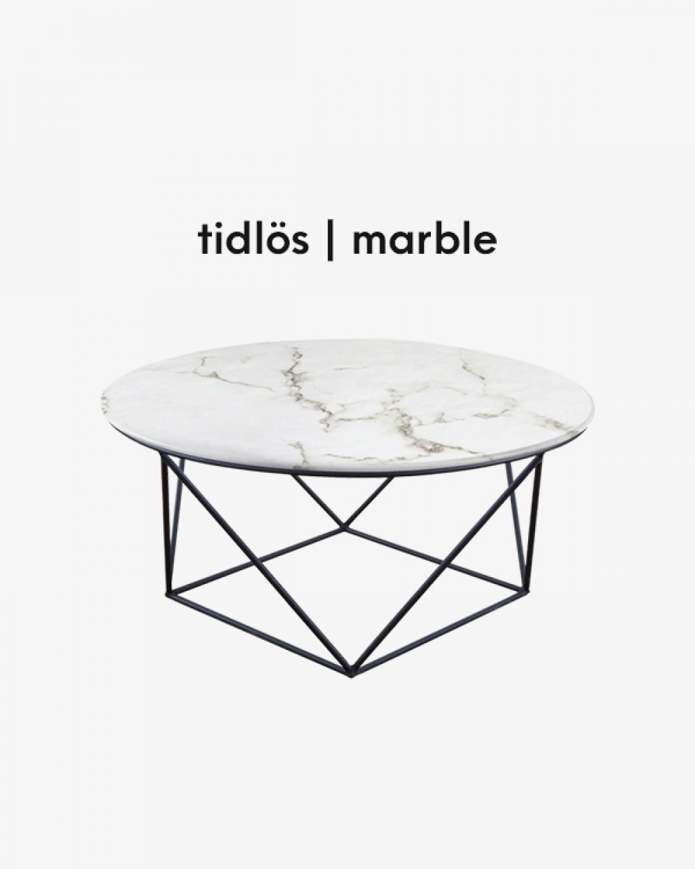 Classic Marble Coffee Table TM4418