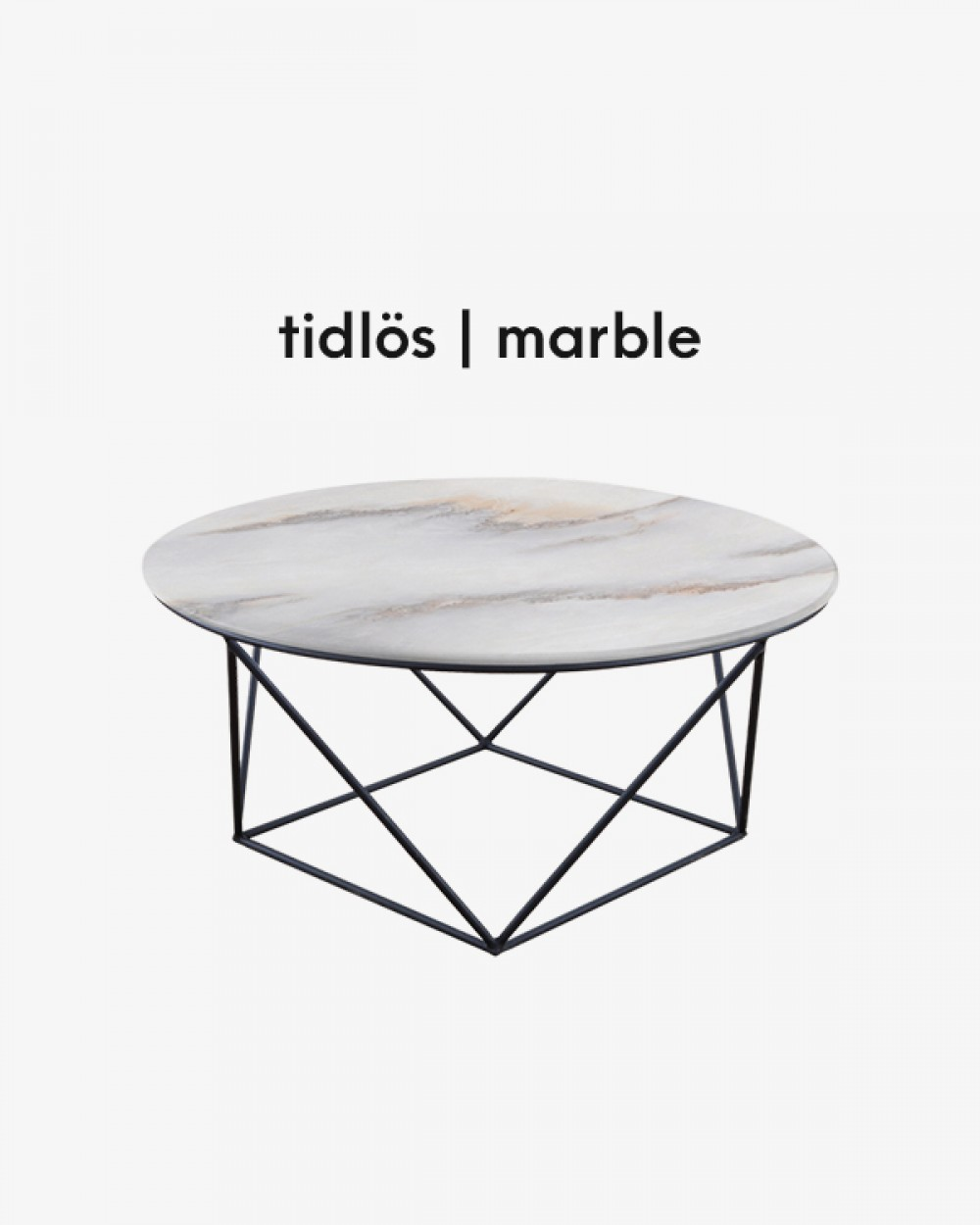 Classic Marble Coffee Table TM4518