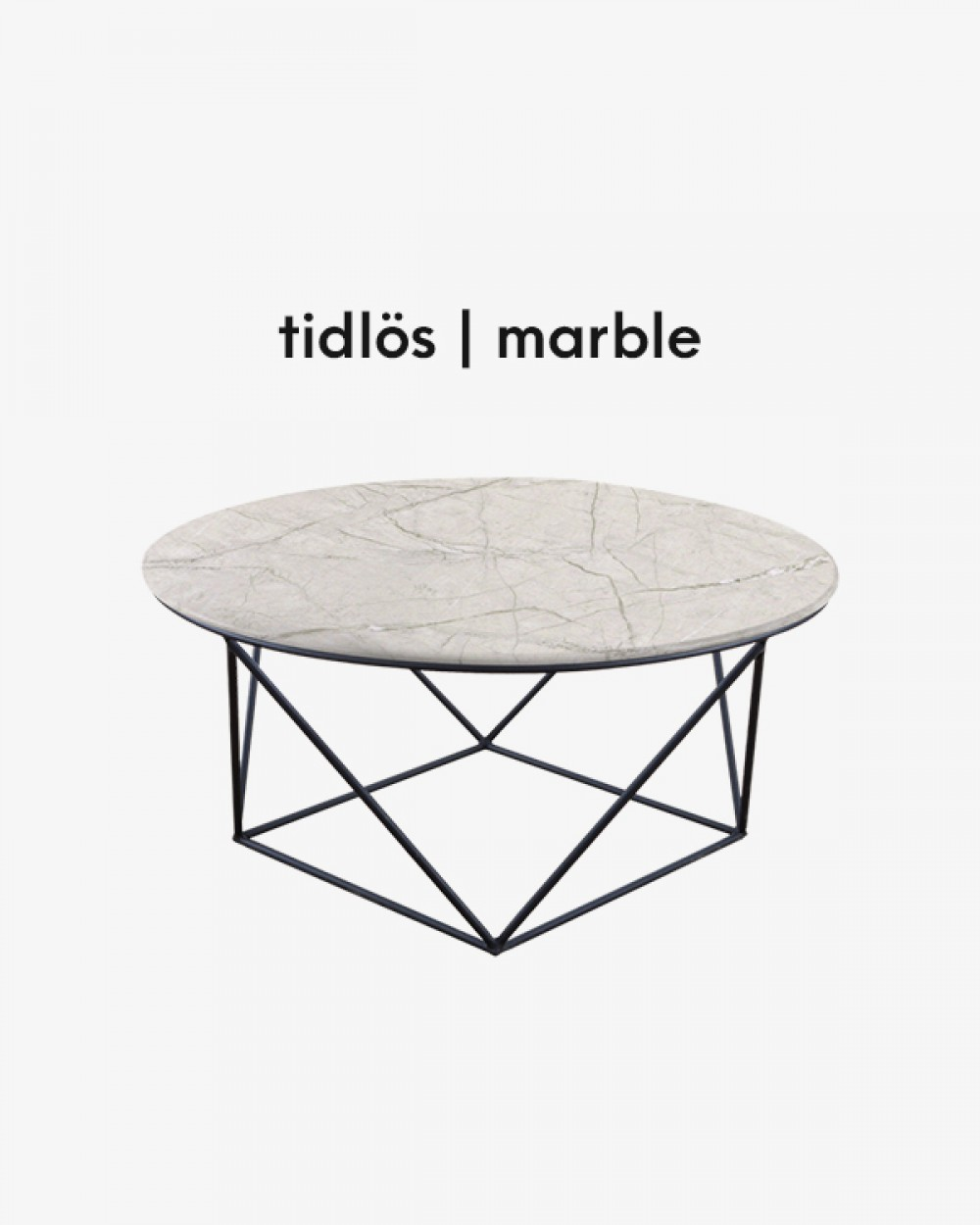 Classic Marble Coffee Table TM4618