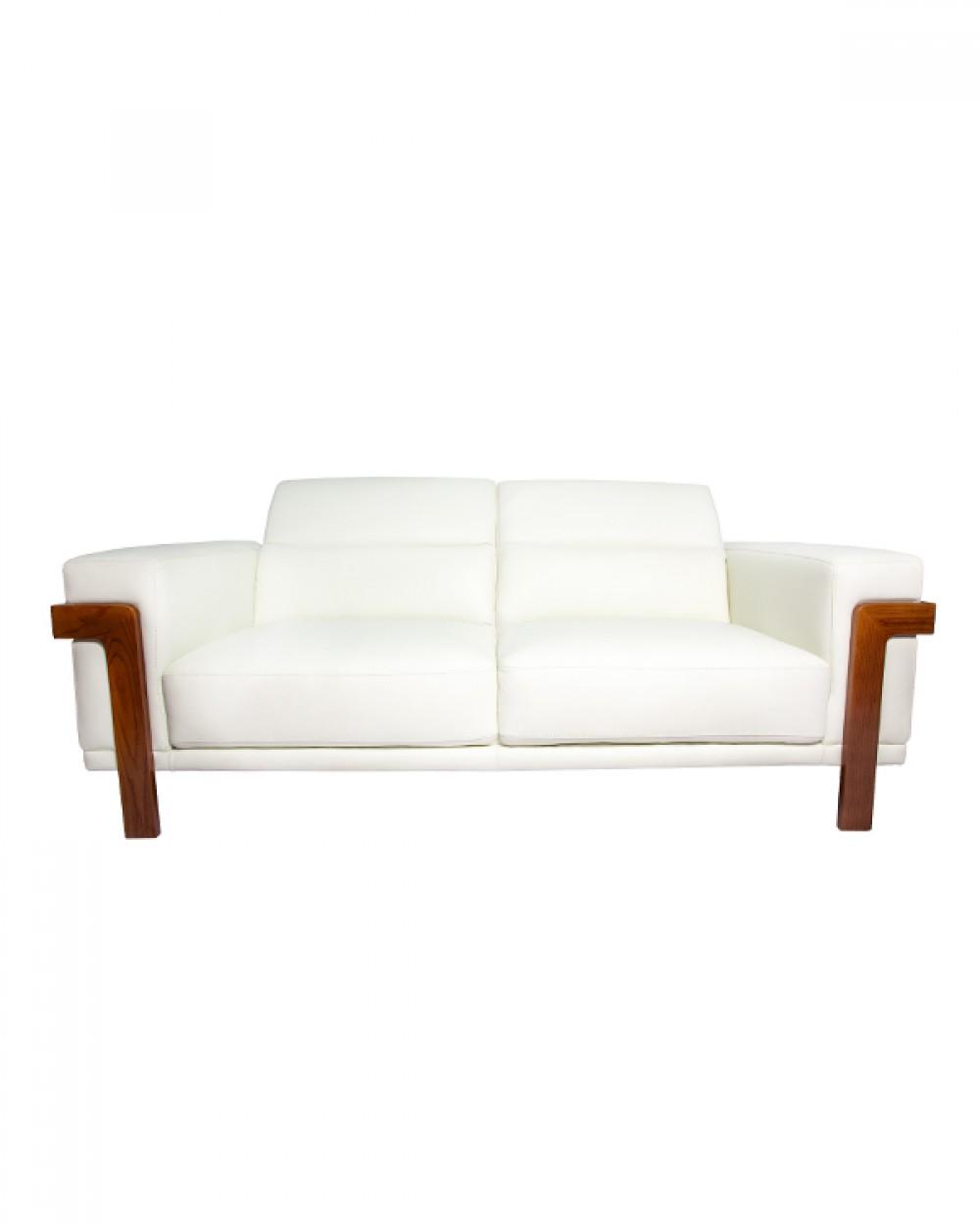 3 Seater | Luxuös Sofa (White)