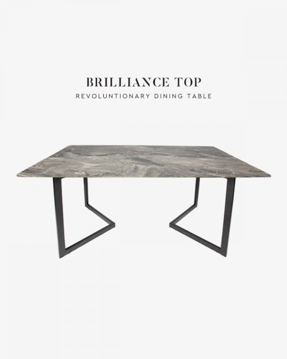 Brilliance Top | Brampton Dining Table