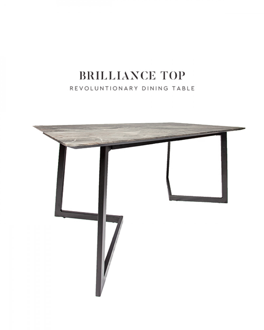 Brilliance Top | Brampton Dining Table