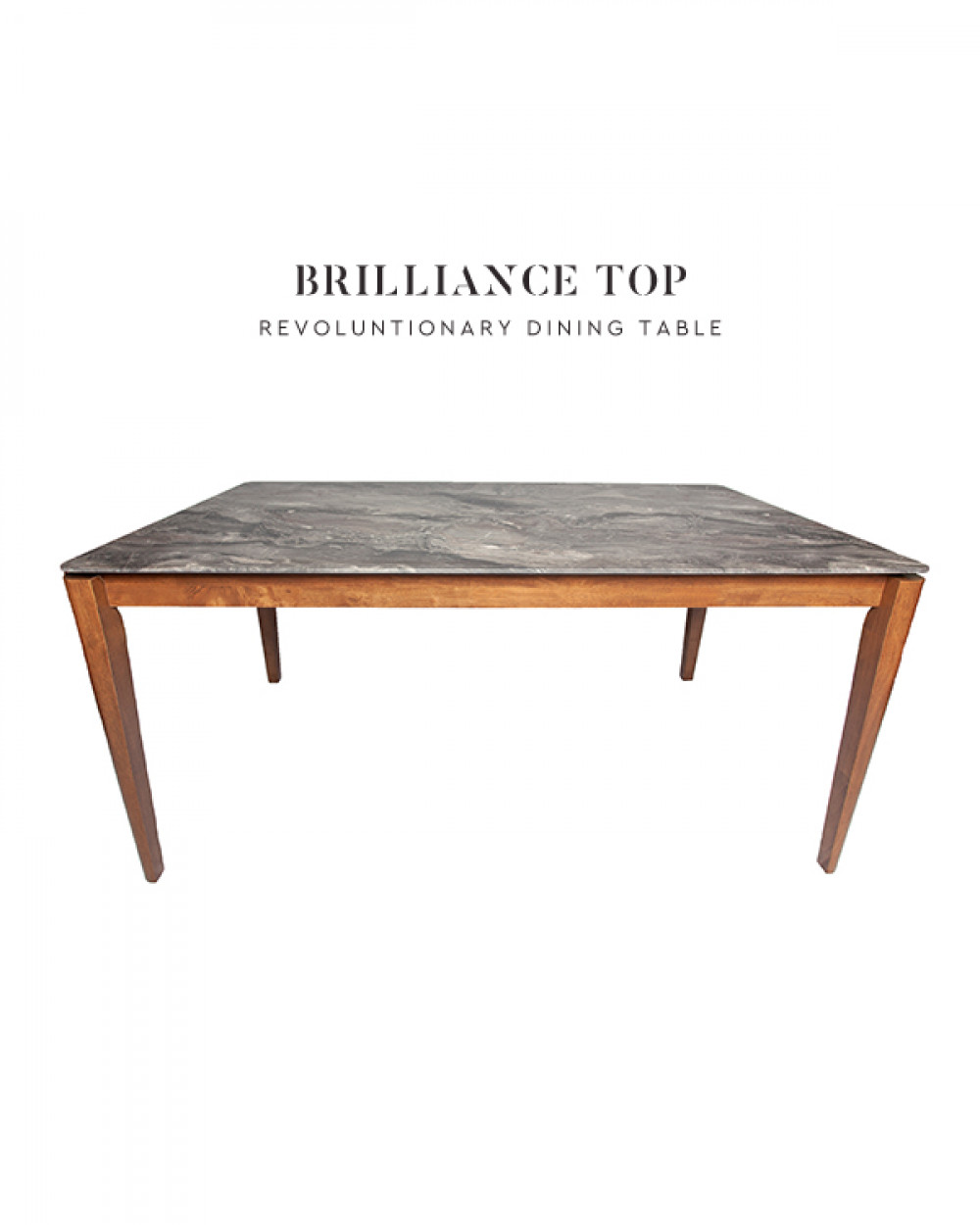 Brilliance Top | Kleberg Dining Table