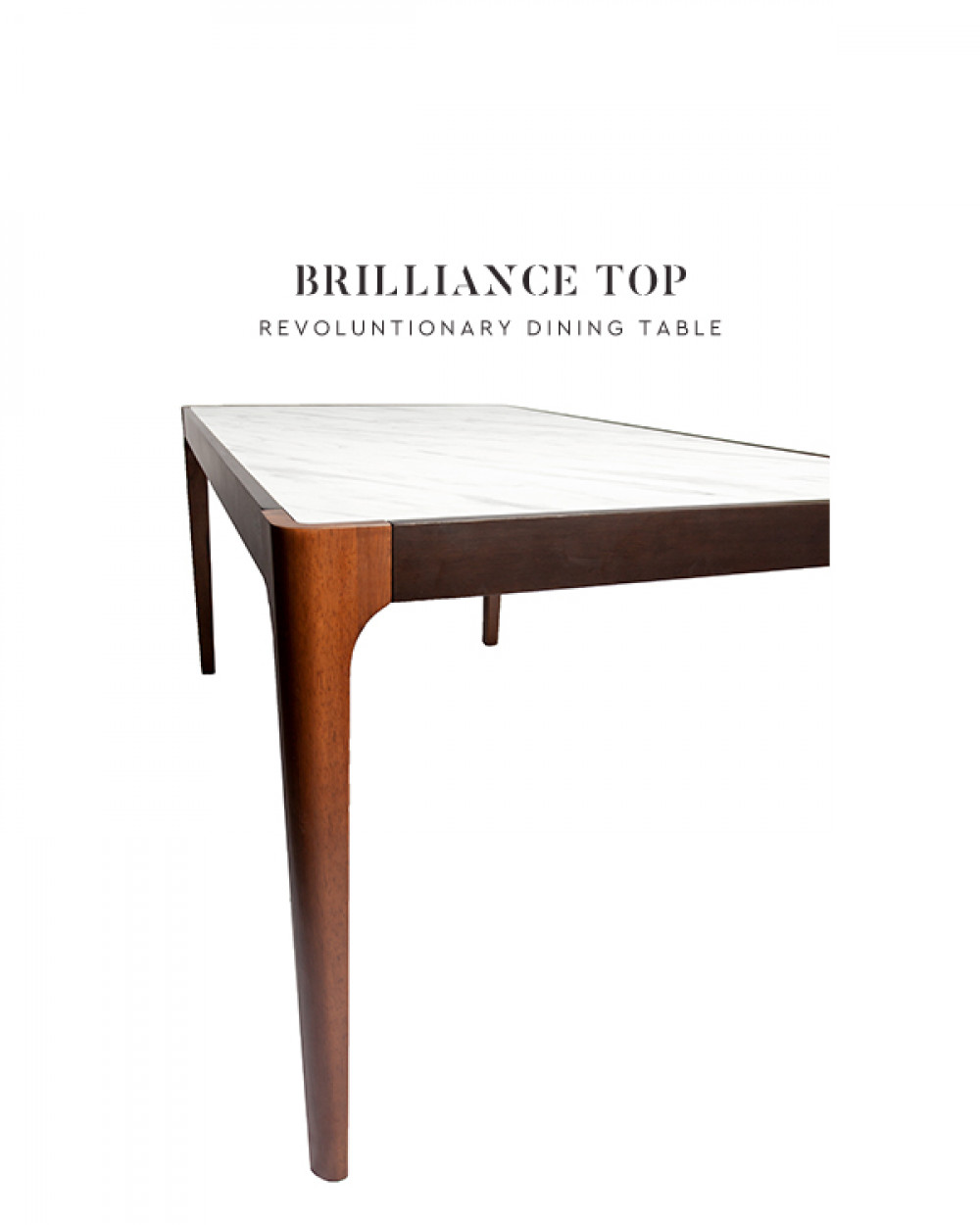Brilliance Top | Oakcliff Dining Table