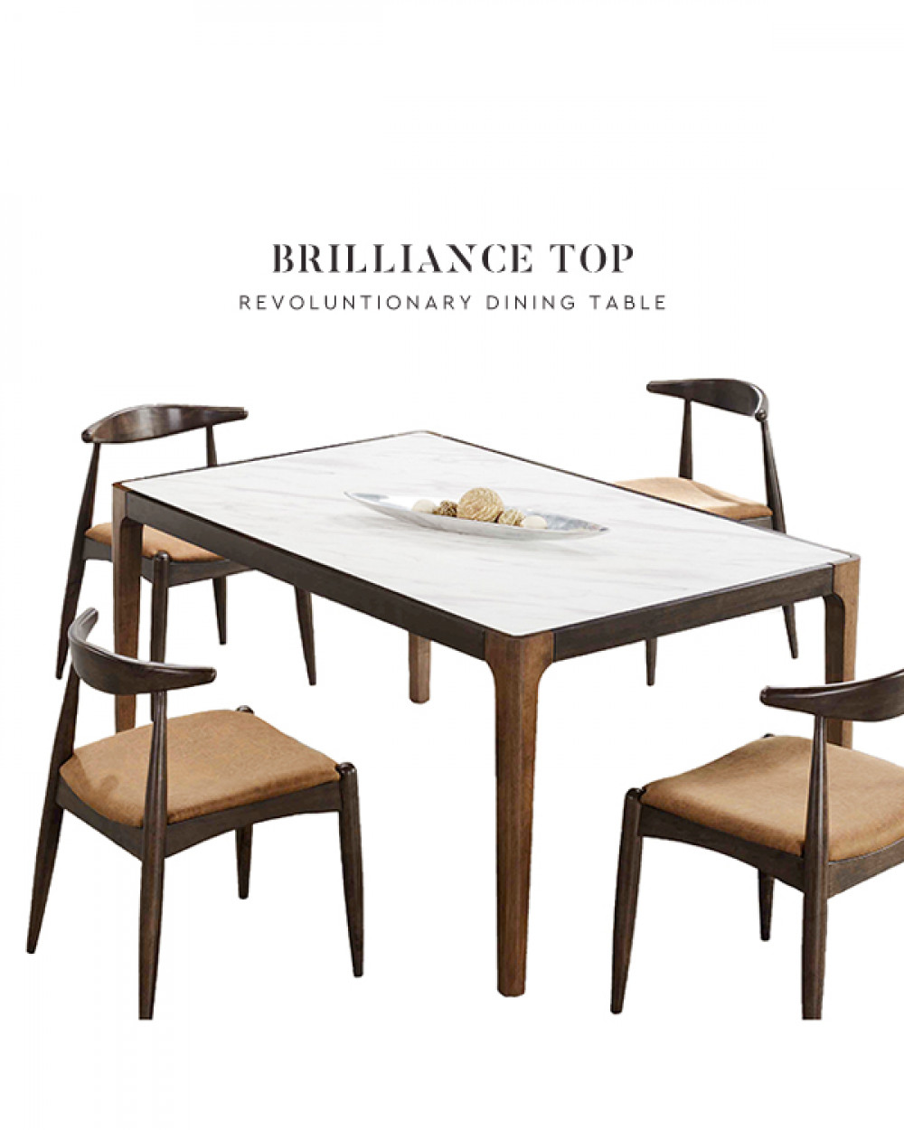 Oakcliff Dining + Richwood Chair (Dining Set)
