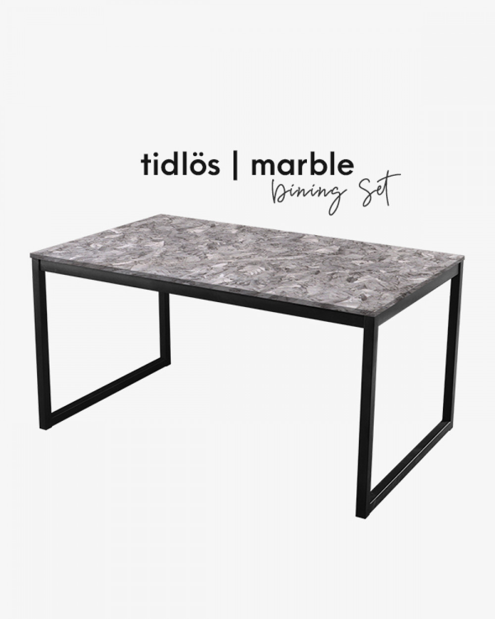 Chertsey Marble Dining Table TM0012