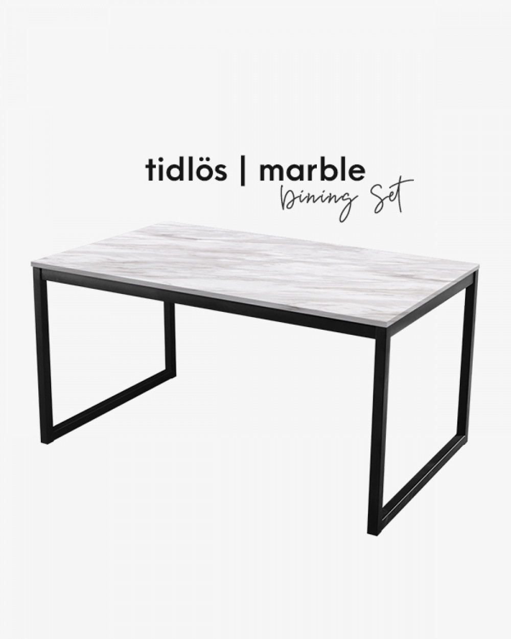 Chertsey Marble Dining Table TM0312