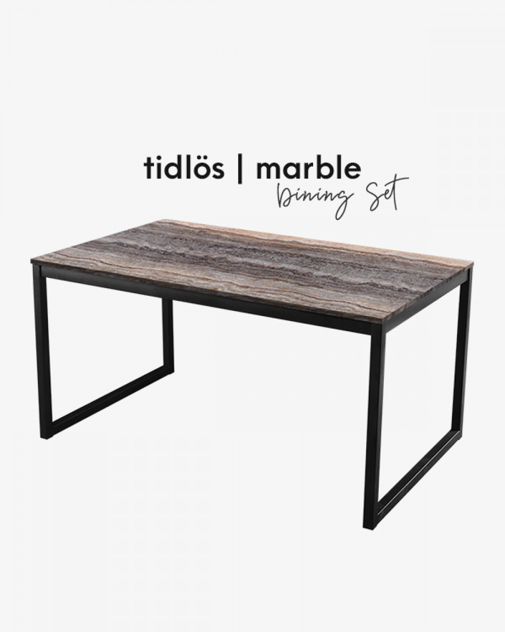 Chertsey Marble Dining Table TM2212