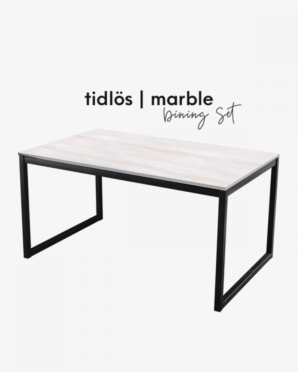 Chertsey Marble Dining Table TM3112