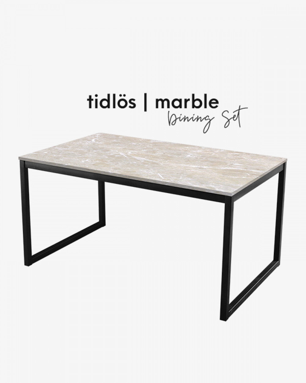 Chertsey Marble Dining Table TM4118