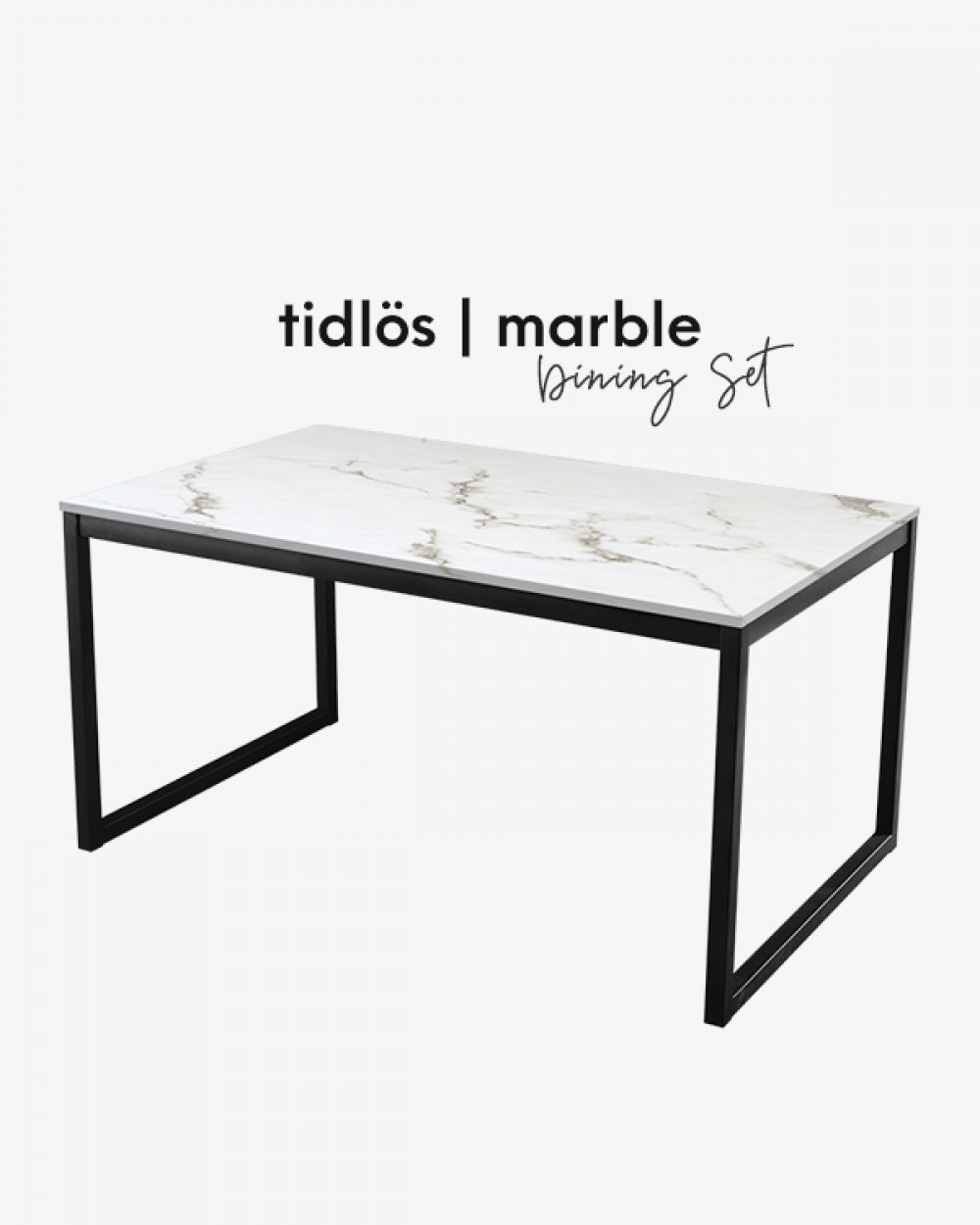 Chertsey Marble Dining Table TM4418