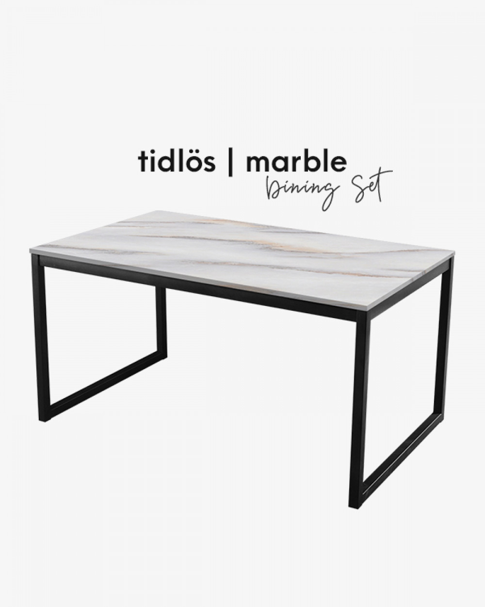 Chertsey Marble Dining Table TM4518