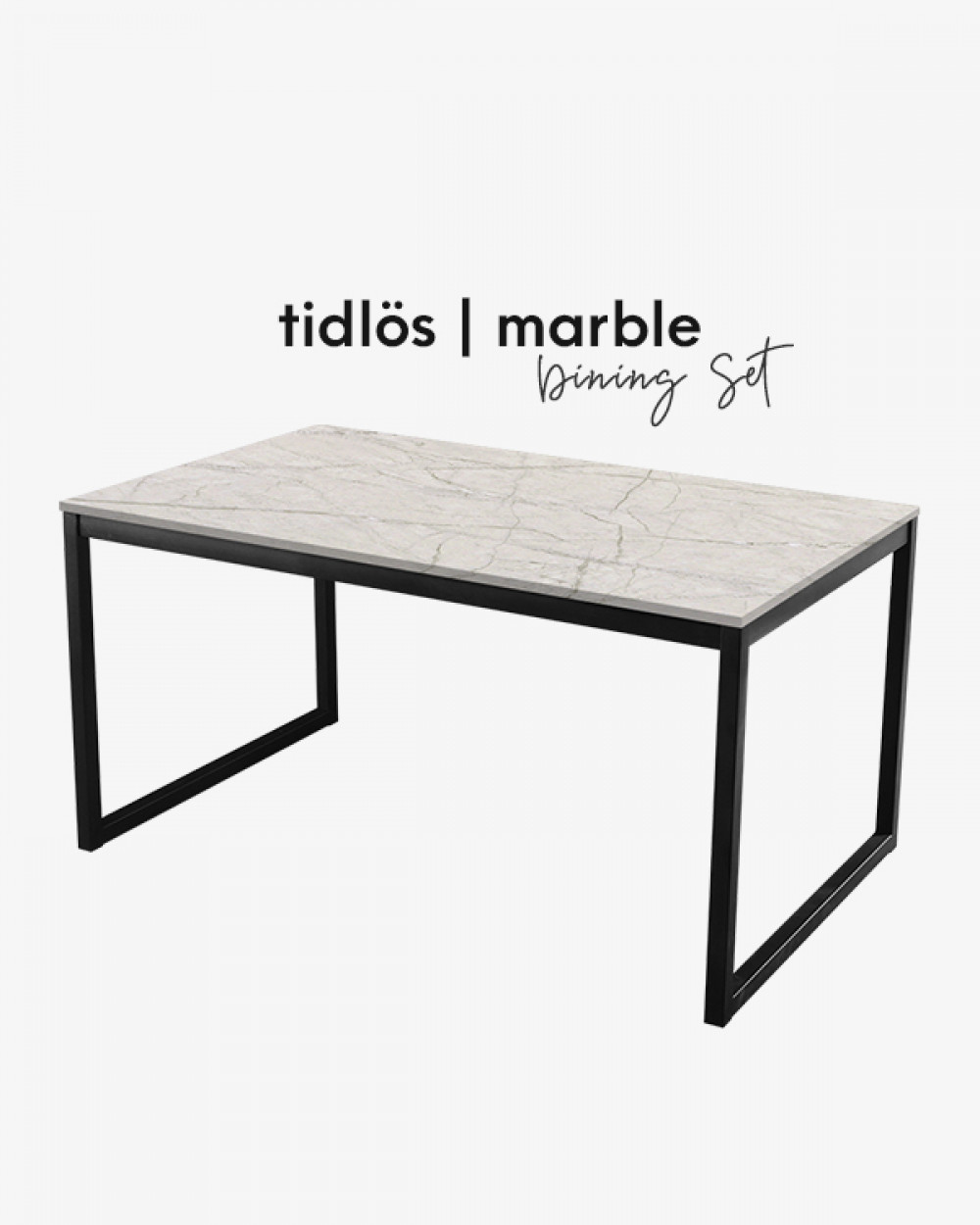 Chertsey Marble Dining Table TM4618