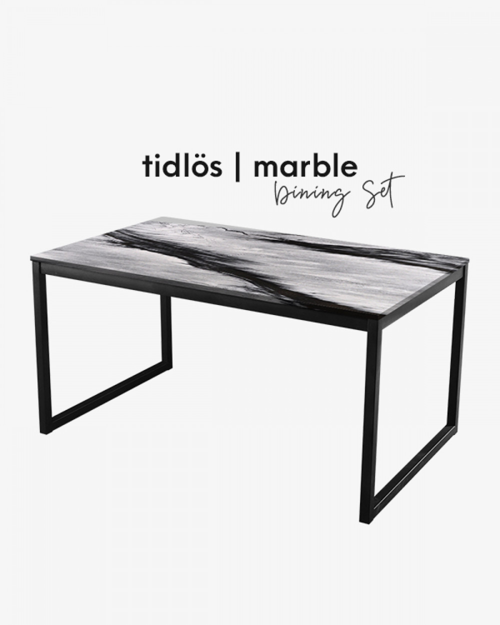 Chertsey Marble Dining Table TM5718