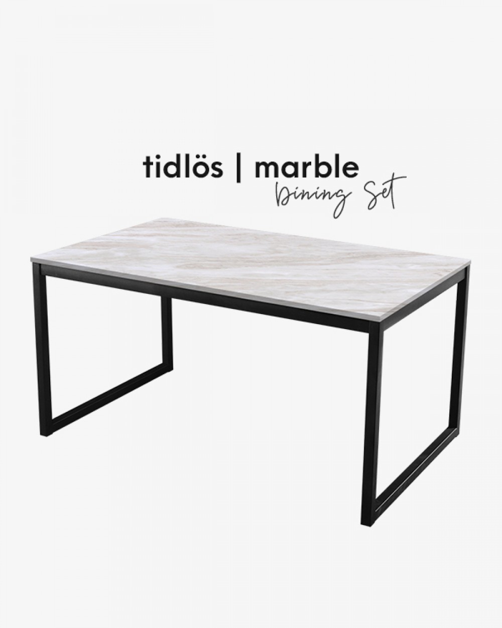 Chertsey Marble Dining Table TM9818