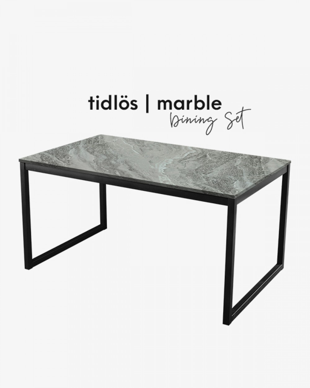 Chertsey Marble Dining Table TM9918