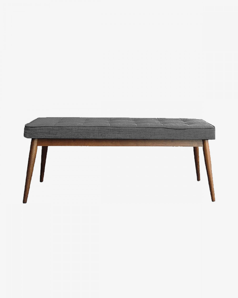 Skyla Dining Bench | Walnut