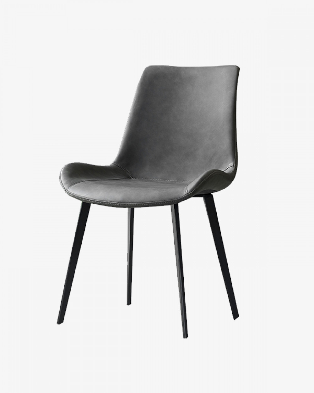 Yvette Dining Chair | Fossil Grey