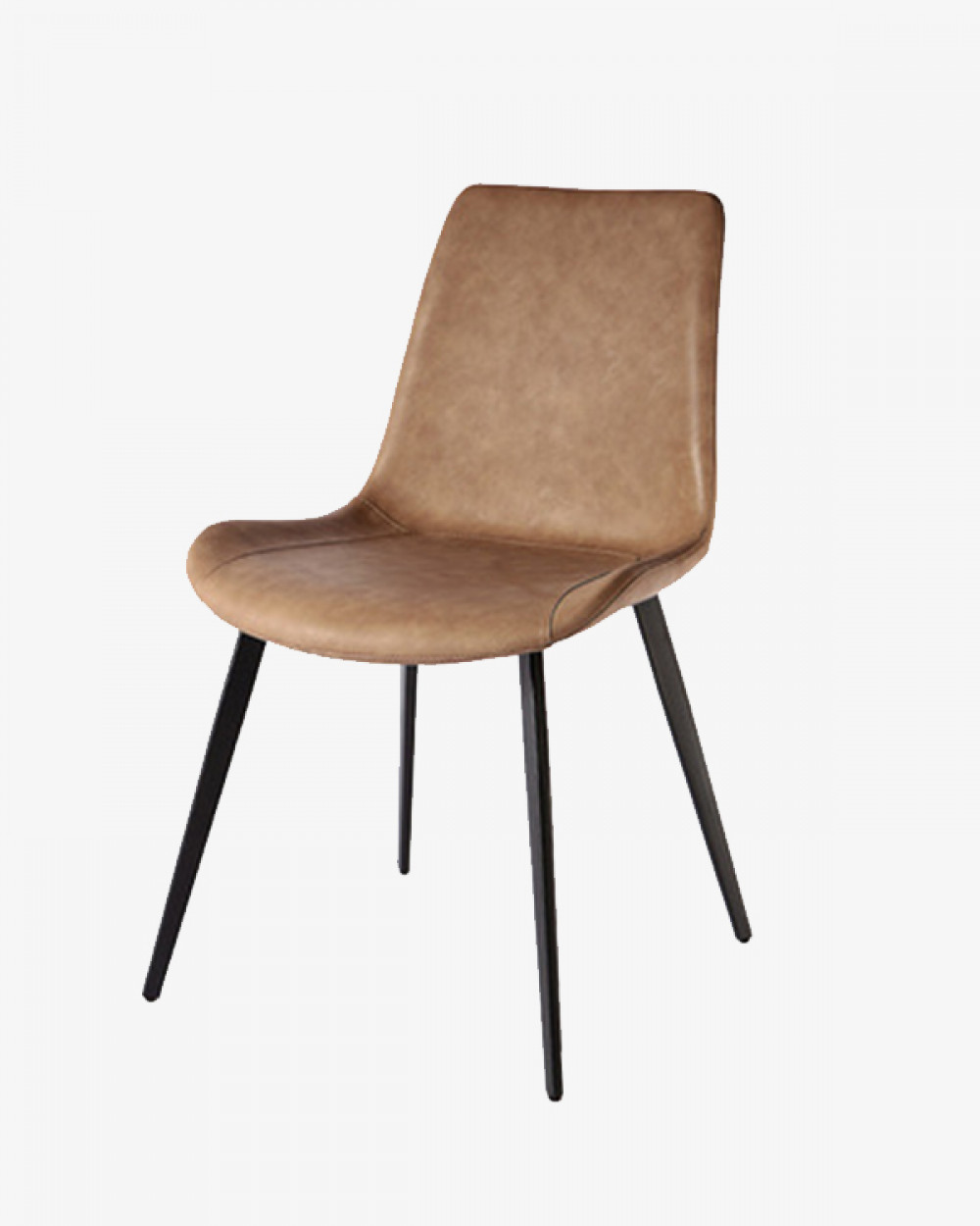 Yvette Dining Chair | Cider Brown