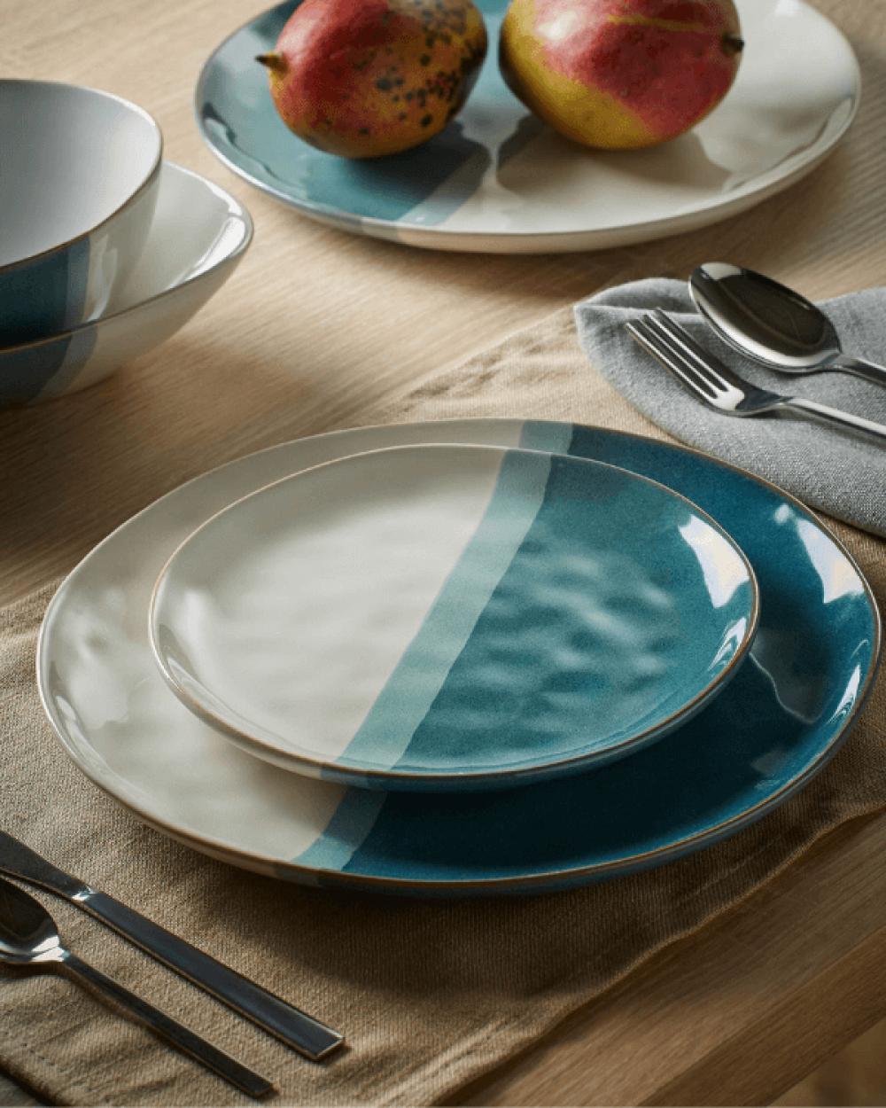 Artic, Dessert plate