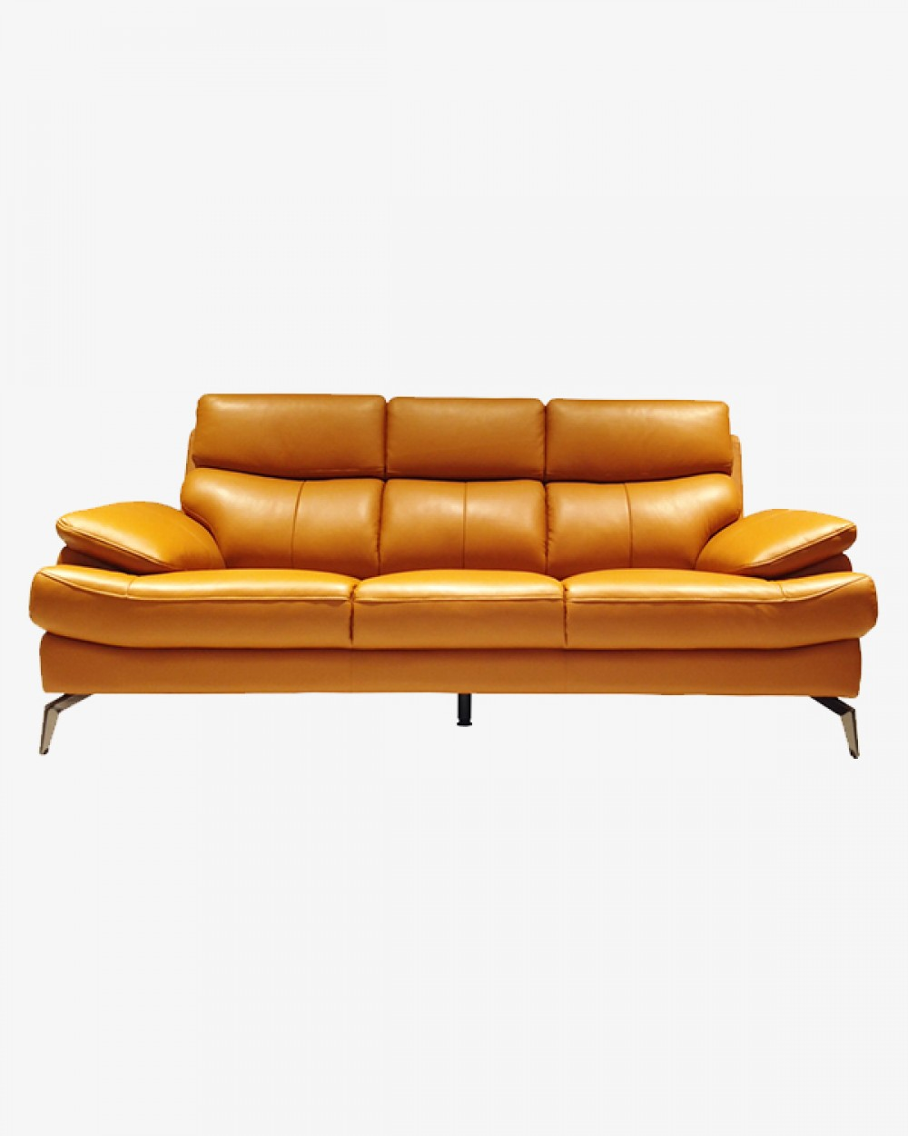 Whiskey Leather Sofa I 3 Seater
